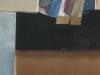 20- Composició, oli s/cartó (2000), 77x77 cm