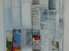 21- Verticals, oli s/cartó (2005) 86x70 cm