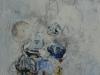 21.- AiguaBlava 3, 2017, oli s/paper, 50x32 cm